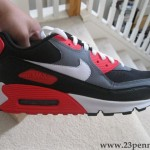 "A Summer Must Have: Air Max 90 ""Reverse Infrared"""