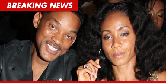 WILL SMITH AND JADA Reportedly SEPARATE