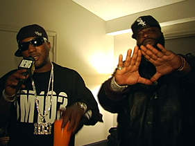 Rick Ross Talks About Stealing Young Jeezy's Shine With Funkmaster Flex (Audio)
