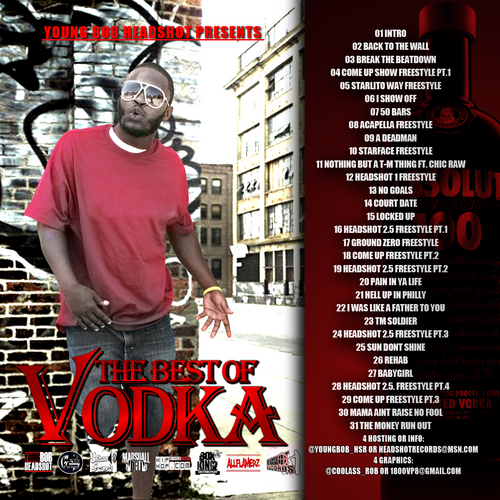 Best of Vodka Pt. 1 Presented by Young Bob of Headshot (@YoungBob_HSR)