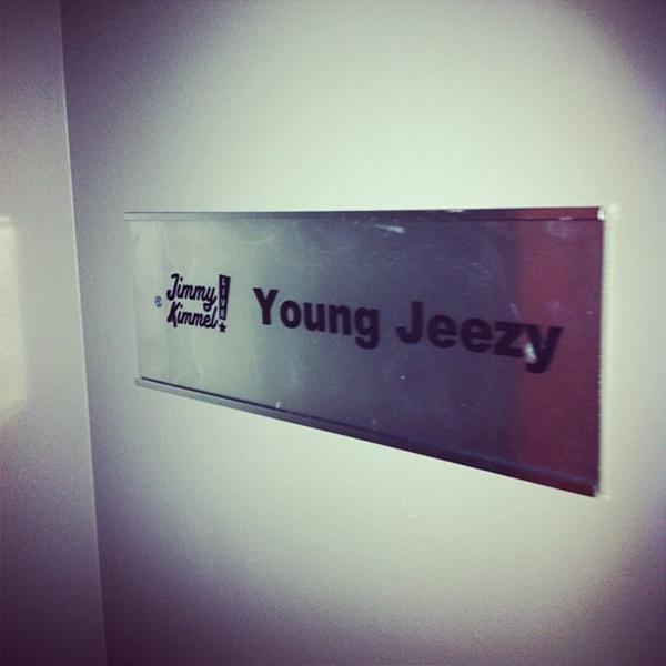 Young Jeezy (@YoungJeezy) Performance On Jimmy Kimmel Live 12/14/11 (Video)