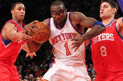 Sixers Inquire About Amare Stoudemire (WTF???)