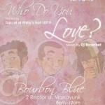 "Chill Moody x Hank McCoy x Beano ""Who Do You Love"" Free Ticket Contest For 2/13/12 Release Party"