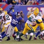 NFL Playoffs: Giants vs. Packers