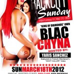 @Yaris_Sanchez & @BlacChyna_mia Will Be at @ClubOnyxPhilly on March 18th #YDLM