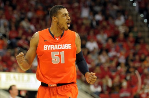 Syracuse Announces Fab Melo Ineligible For Tournament