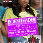 "DJ Diamond Kuts Launches ""Born Leader"" Clothing Line 4/10/12 @ Sneaker Villa w/ Travis Porter"
