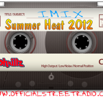 DJ No Phrillz (@DJNoPhrillz) – iMix Summer Heat 2012