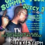 Win Tickets To Juicy J, Smoke DZA, Joey Badass, Fat Trel and more Tomorrow at The Blockley via @YusufYuie