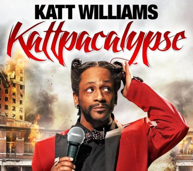 Katt Williams New Stand Up Comedy Kattpacalypse Full
