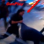 Gunplay Fights Mike Knox In The Parking Lot of the BET Awards??? (Video)