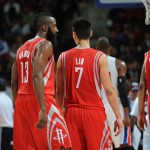 Houston Rockets Bearded Star Harden's 45 Point Encore