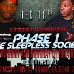 SI4S (@SleepIs4Suckers) & A-List (@Aaronmclarenff) Barbershop Present: A Sleepless Society Phot