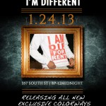 Abstract Thought & Status Shop #ImDifferent Thurs 8pm Ft @TianiVictoria @MontBrown @Al_1thing and More