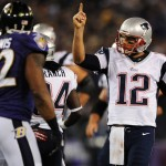 NFL AFC Championship Sunday: Baltimore Ravens Vs. New England Patriots