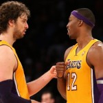 Lakers In More Trouble: Howard & Gasol Out Indefinitely