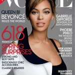 Beyoncé Covers Vogue