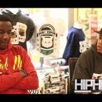 K Camp (@KCamp427) Talks Only Way Is Up, Josh Smith's Future In ATL & More With HHS1987's @Eldorado2452 (Video)