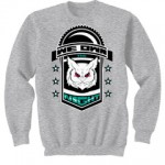 Sleep Is 4 Suckers (@SleepIs4Suckers) (Si4S) – We  Own The Night Crew Neck (Sweatshirt)