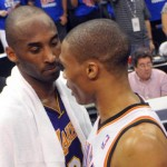 Kobe Bryant gives Russell Westbrook Respect after lost to OKC!