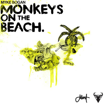 mykeboagn monkeys Myke Bogan (@MykeBogan)   Monkeys On The Beach (Mixtape)