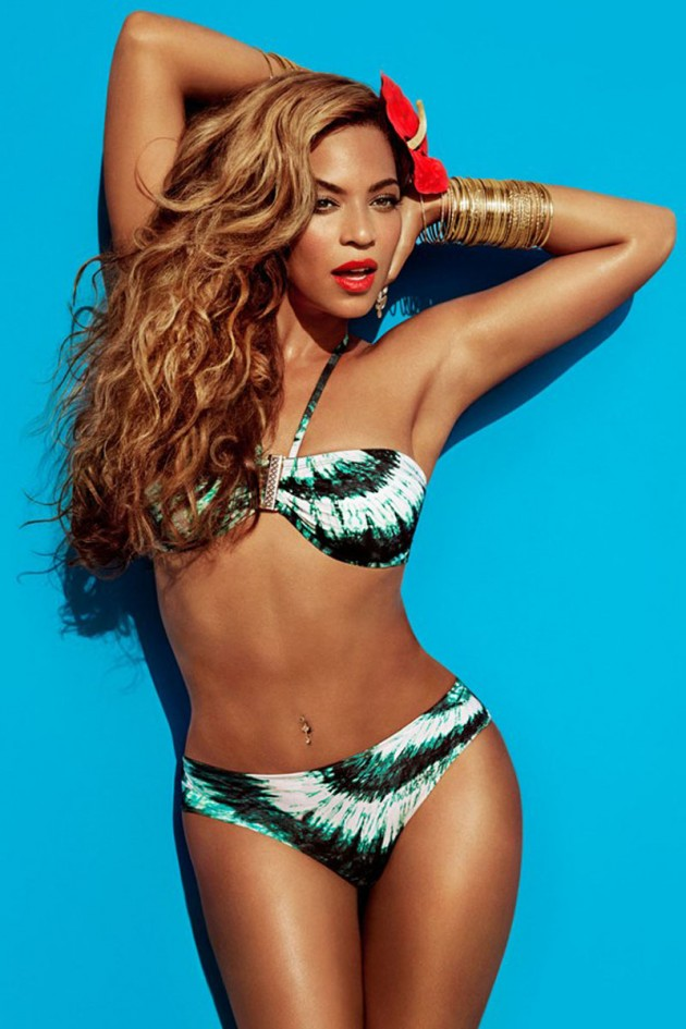 beyonce shows us her curves in hms summer ad campaign HHS1987 2013 2 Beyoncé Shows Us Her Curves in H&Ms Summer Ad Campaign
