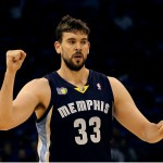 Memphis Grizzles Center Marc Gasol Wins NBA Defensive Player Of The Year