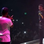 J.Cole Brings Out Kendrick Lamar In Houston (Video)