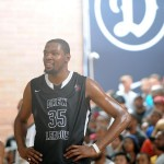 Kevin Durant Drops 35 Points In The Drew League (Video)