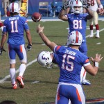 Gator Blues: Riley Cooper, Aaron Hernandez & Tim Tebow During Their University of Florida Days (Photo)