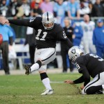 The Oakland Raiders Make Sebastian Janikowski The Highest Paid Kicker In The NFL