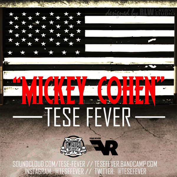 TF MICKEY cover final 1 Tese Fever   Mickey Cohen