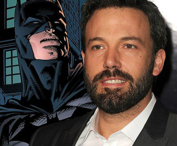 benbatman Ben Affleck Exchanges Horns For A Cape In New Superman Movie