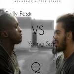 Headshot Battle Series: Young Sam vs Philly Feek (Video)