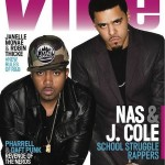 J.Cole & Mentor Nas Cover VIBE Magazines 20th Anniversary Issue (Photo)