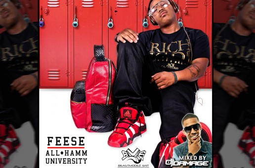 Feese – All Hamm University (Mixtape)