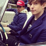 James Blake – Life Round Here (Remix) Ft. Chance The Rapper