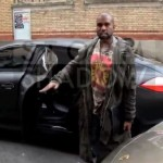 Kanye West Keeps It Cool & Pleasant With French Paparazzi (Video)