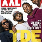 "Black Hippy Covers XXL Magazine as ""Rap's Illest Crew"""