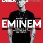 Eminem On The Cover Of Billboard Magazine