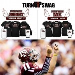 The Hottest Slang In Hip Hop x Johnny Manziel Celebration is now an Inspired Tshirt