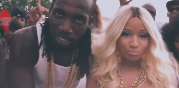 nmmvHHS1987  Mavado – Give It All To Me Ft. Nicki Minaj (Video)