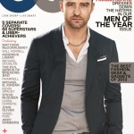 Justin Timberlake Follows K.Dot's Lead And Takes Cover #2 Of GQ's Men Of The Year Issue