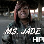 """Ms. Jade Talks """"Beautiful Mess"""" Project Dropping in 2014 & more with HHS1987 (Video)"""