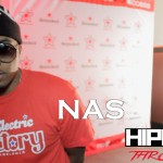 Nas Performs Live in Philly (October 2012 Footage) (Throwback Video)