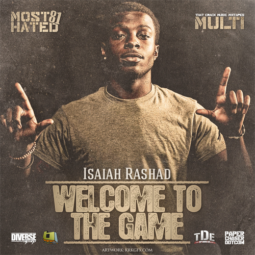 00 - Isaiah_Rashad_Welcome_To_The_Game_Hosted_By_mosth-front-large
