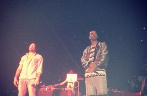 Kanye West & Drake Party Together In Toronto
