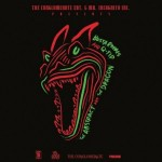 Q-Tip & Busta Rhymes – The Abstract & The Dragon (Artwork)