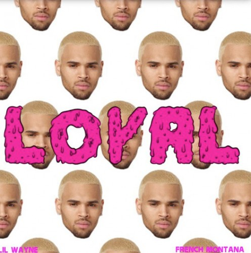 chris brown loyal 496x500 Chris Brown   Loyalty Ft. Lil Wayne & French Montana (Audio)