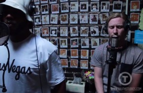 Chuck Inglish & Asher Roth – For the Love (In-Studio) (Video)